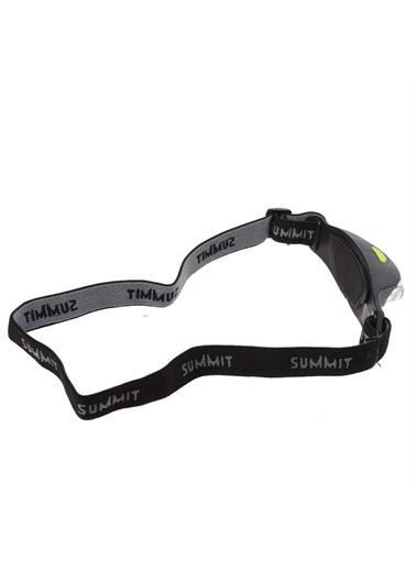 Summit Ultralite 3 Led Head Light & Led Kafa Lambası Black Siyah